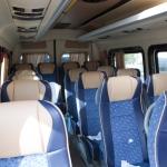 микроавтобус внутри